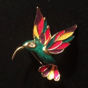 Jewelry - Hummingbird Pin